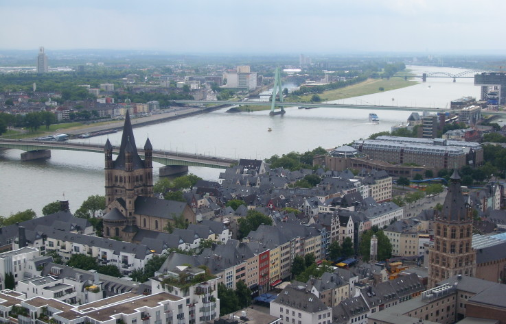 Kölner Klassiker » Stadtrundfahrt