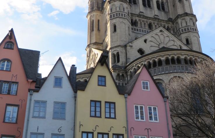 Kölle op Kölsch » E Jängche durch de Altstadt met Rühmcher un Verzällcher