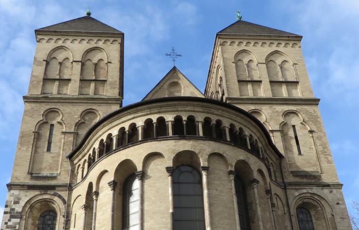 Kölner Klassiker » Romanische Kirchen