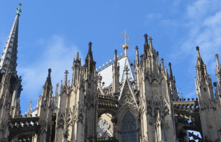 Kölner Geschichte(n) » Pilger in Köln: Et hillije Kölle