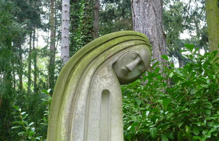 Grünanlagen & Friedhöfe » Melatenfriedhof: Grabstätten Kölner Künstler