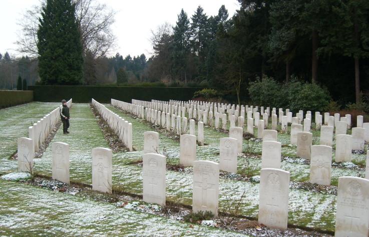 Grünanlagen & Friedhöfe » Südfriedhof