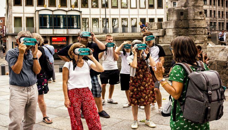 TimeRide » Virtual Reality Stadtrundgang